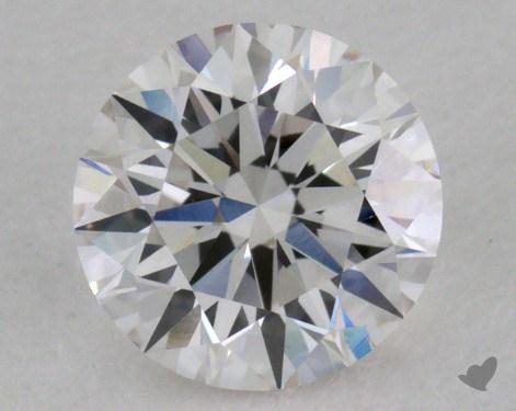 0.60 Carat F-SI1 Ideal Cut Round Diamond