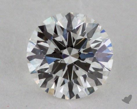 0.57 Carat G-VS1 Round Diamond