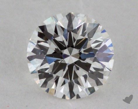 0.57 Carat G-VS1 Ideal Cut Round Diamond