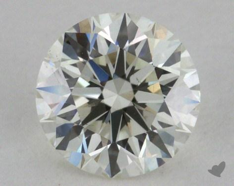 0.84 Carat J-VS2 Ideal Cut Round Diamond