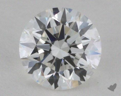 0.71 Carat F-VS1 Excellent Cut Round Diamond