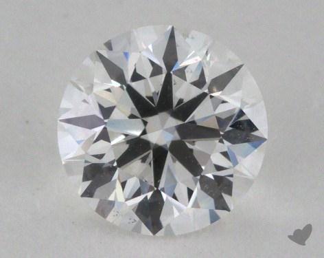0.90 Carat F-VS2 Excellent Cut Round Diamond
