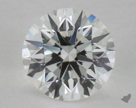 2.02 Carat G-VVS1 Excellent Cut Round Diamond