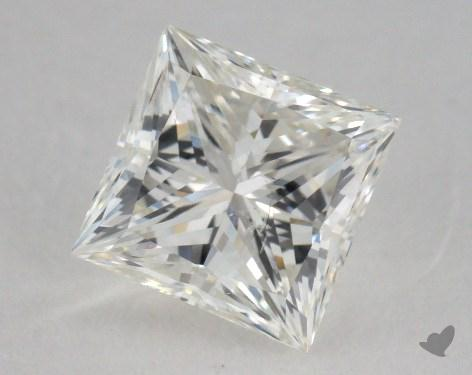 1.52 Carat I-SI2 Princess Cut  Diamond