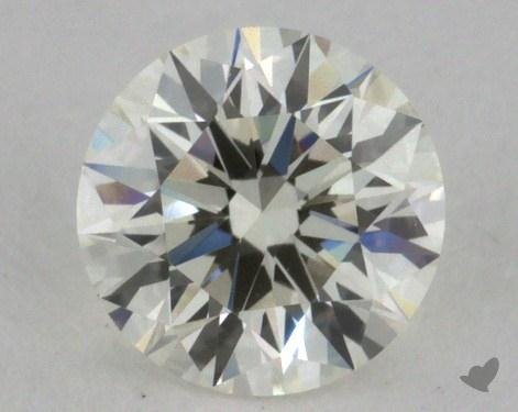 0.60 Carat J-VS1 Excellent Cut Round Diamond