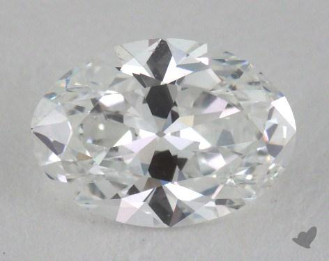 1.19 Carat E-VVS2 Oval Cut  Diamond