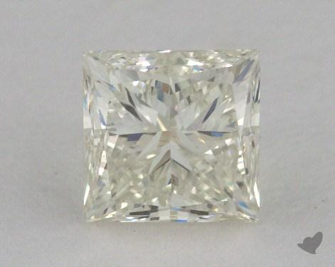 1.01 Carat K-VVS2 Princess Cut Diamond