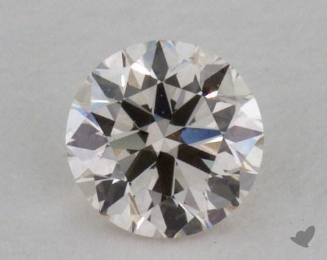 0.31 Carat J-VS2 Very Good Cut Round Diamond