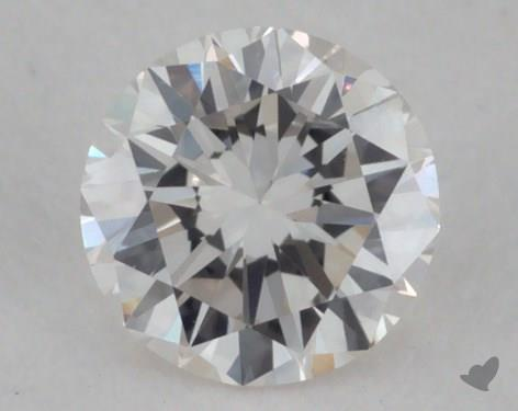 0.23 Carat H-VS2 Good Cut Round Diamond