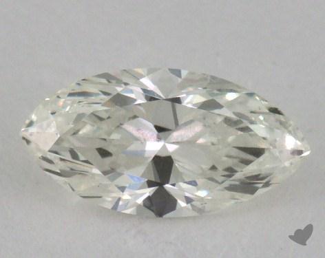 0.70 Carat J-SI1 Marquise Cut Diamond