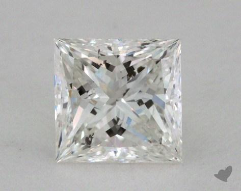 1.03 Carat H-SI2 Very Good Cut Princess Diamond
