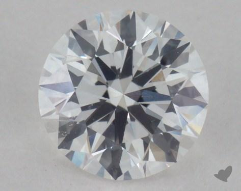 0.55 Carat D-SI1 Excellent Cut Round Diamond