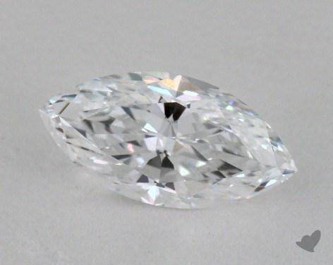 1.21 Carat D-IF Marquise Cut Diamond