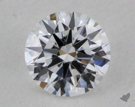 0.34 Carat D-IF Very Good Cut Round Diamond