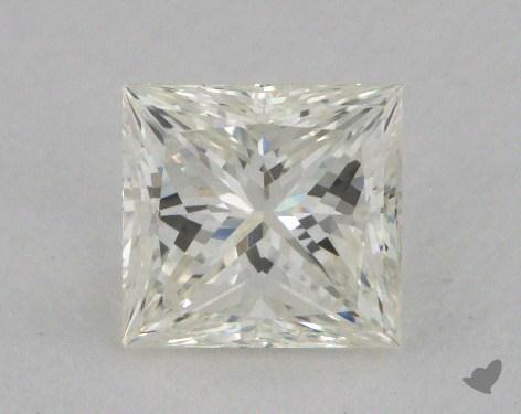 0.85 Carat I-VS1 Ideal Cut Princess Diamond