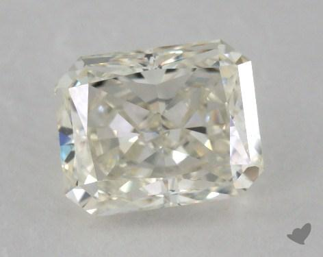 0.71 Carat I-VS1 Radiant Cut Diamond