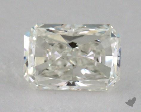 0.72 Carat H-VVS1 Radiant Cut Diamond