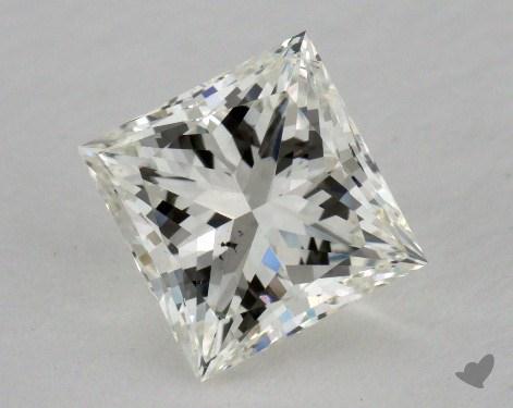 1.51 Carat I-SI2 Ideal Cut Princess Diamond