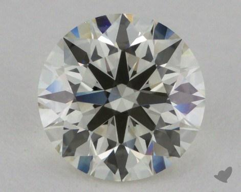 1.76 Carat J-VS1 Excellent Cut Round Diamond