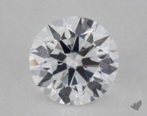 0.62 Carat D-VS1 Excellent Cut Round Diamond