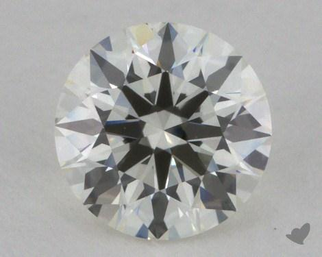 0.60 Carat I-VS1 Excellent Cut Round Diamond