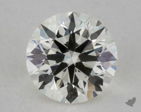 0.75 Carat I-VVS1 Excellent Cut Round Diamond