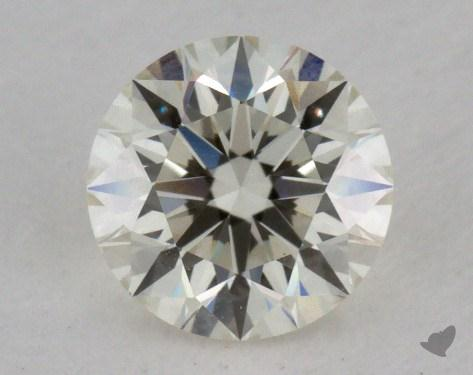 0.55 Carat K-SI1 Excellent Cut Round Diamond