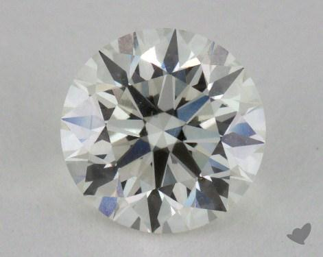 1.03 Carat I-VS1 Excellent Cut Round Diamond