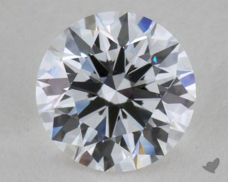 0.71 Carat D-VS2 Excellent Cut Round Diamond