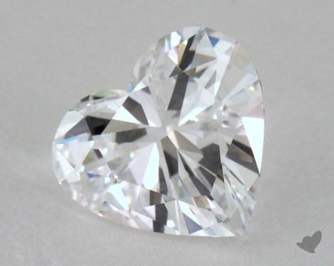 1.21 Carat D-IF Heart Shaped  Diamond