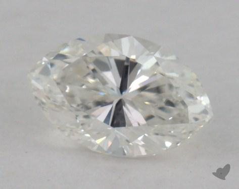 0.67 Carat H-VS2 Marquise Cut Diamond