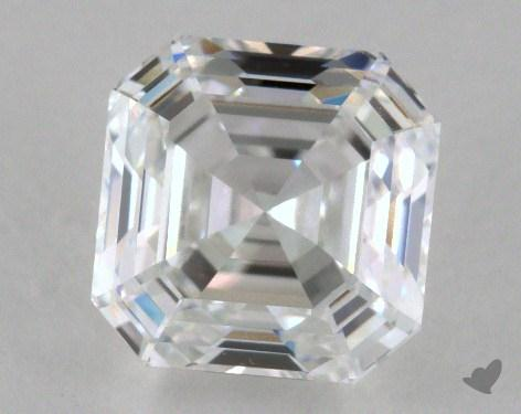 1.75 Carat F-VS1 Asscher Cut  Diamond