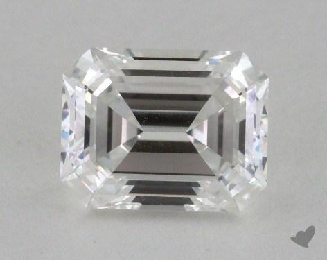 1.10 Carat E-VS1 Emerald Cut Diamond