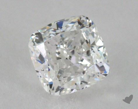 0.90 Carat D-VS1 Cushion Cut  Diamond