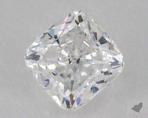 0.92 Carat E-VS2 Cushion Cut Diamond