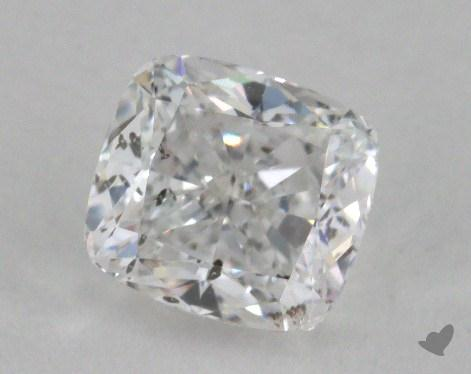 1.02 Carat E-SI2 Cushion Cut Diamond