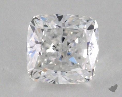 1.21 Carat D-VVS2 Cushion Modified Cut  Diamond