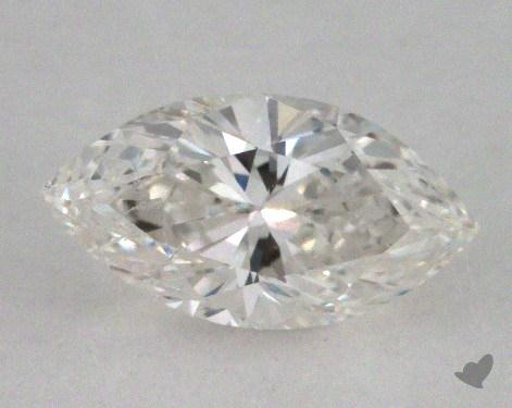 0.72 Carat F-SI2 Marquise Cut Diamond