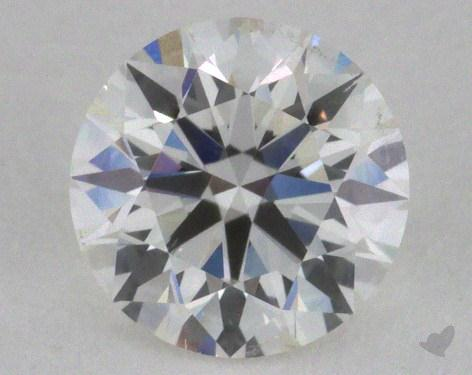 0.72 Carat G-SI2 Excellent Cut Round Diamond