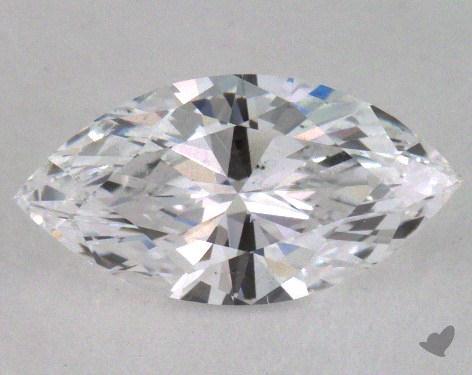 0.72 Carat D-SI2 Marquise Cut Diamond
