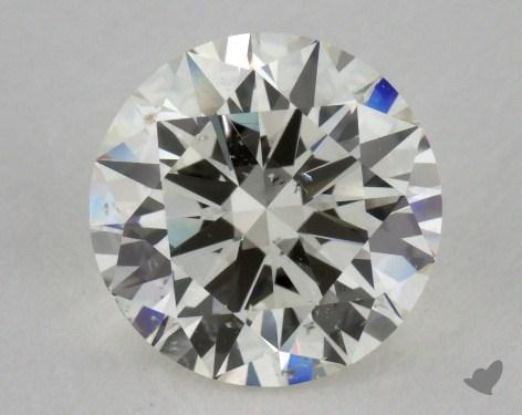 1.50 Carat J-SI1 Ideal Cut Round Diamond