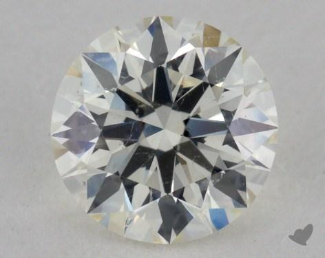 0.92 Carat K-SI2 Ideal Cut Round Diamond