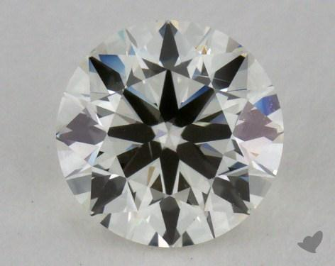 1.01 Carat J-SI1 Very Good Cut Round Diamond