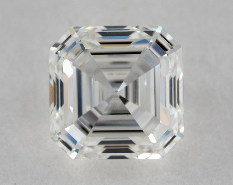 1.59 Carat G-VVS2 Asscher Cut Diamond