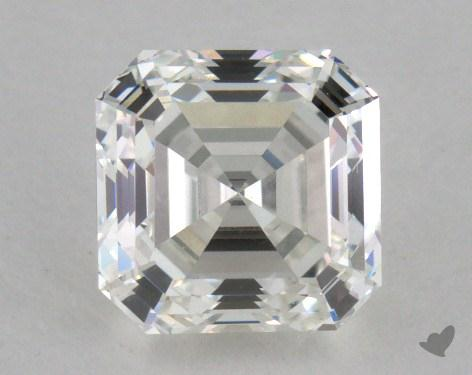 1.23 Carat H-VS1 Asscher Cut Diamond