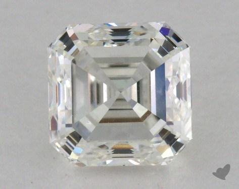 1.01 Carat I-VS1 Asscher Cut Diamond