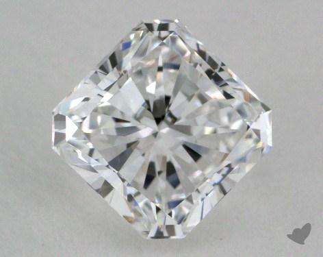 1.30 Carat E-VVS2 Radiant Cut Diamond