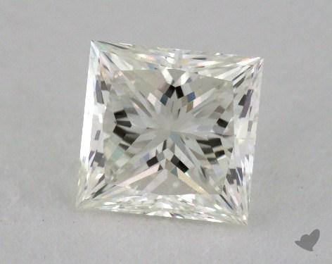 1.12 Carat J-VS1 Ideal Cut Princess Diamond