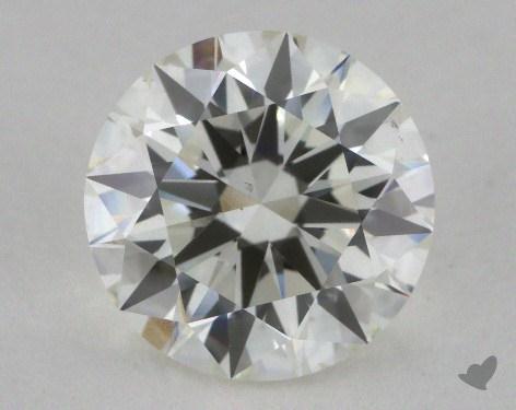 2.22 Carat I-VS2 Excellent Cut Round Diamond