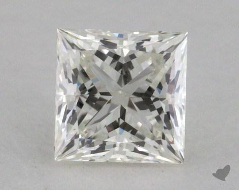 0.80 Carat J-VS1 Princess Cut Diamond